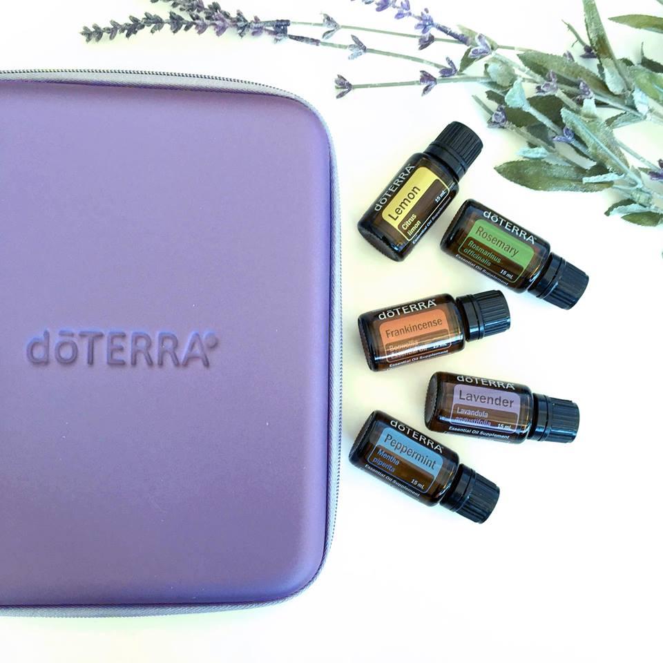 aromalife doTERRA essential oils