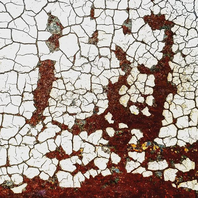 @rottenart  Broken Code 2018  #art #surfaces #weathered #decay #found #photo #color #rust #instagood #found #code #contemporaryart #artistsoninstagram #badart #rottenart