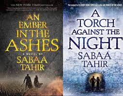 An Ember in the Ashes series cover