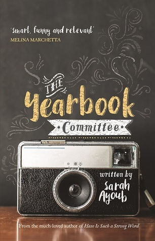the yearbook comittee