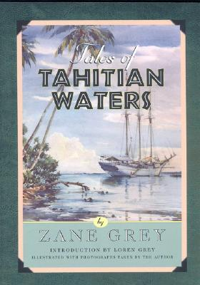 Tales of Tahitian waters cover