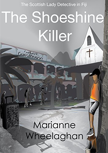 The Shoeshine Killer cover