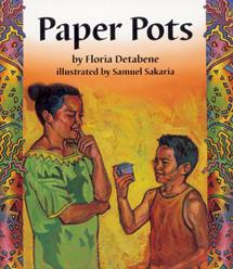 paper pots cover
