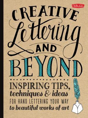 creative lettering cover