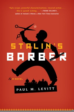 Stalin's barber cover