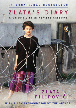 Zlata's Diary: A Child's Life in Wartime Sarajevo cover