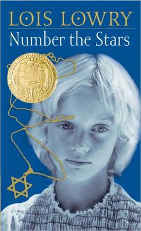 Number the Stars by Lois Lowry  cover