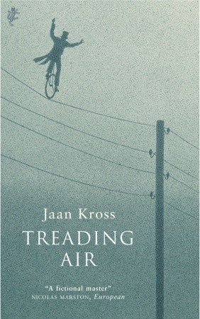 Treading Air by Jaan Kross cover
