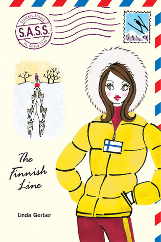 The Finnish Line by Linda Gerber cover