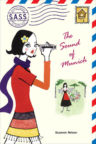 The Sound of Munich by Suzanne Nelson cover