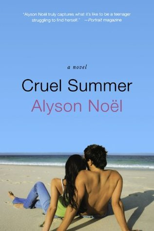 Cruel Summer by Alyson Noel cover
