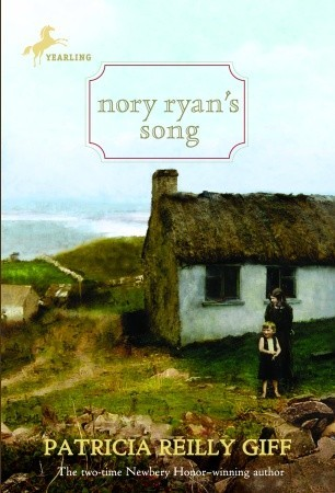 Nory Ryan's Song by Patricia Reilly Giff cover