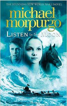 Listen to the Moon by Michael Morpurgo cover