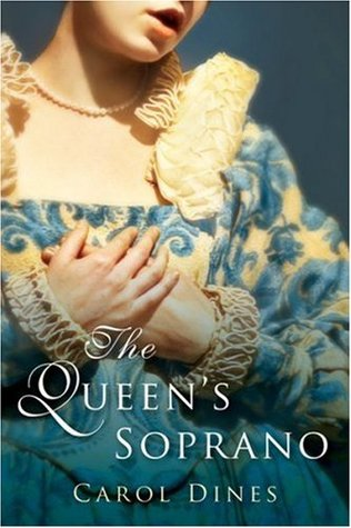The Queen's Soprano by Carol Dines cover