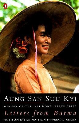 Letters from Burma by Aung San Suu Kyi cover