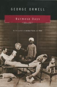 burmese days cover