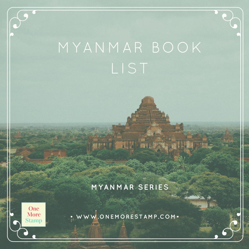 Myanmar Book List www.onemorestamp.com
