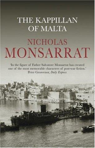 The Kappillan of Malta  by Nicholas Monsarrat cover
