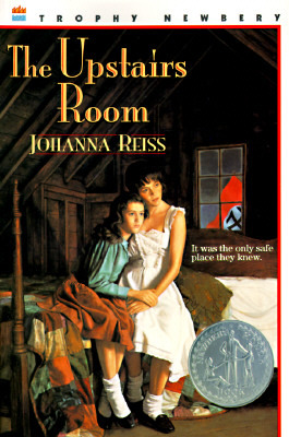 The Upstairs Room (The Upstairs Room #1) by Johanna Reiss cover