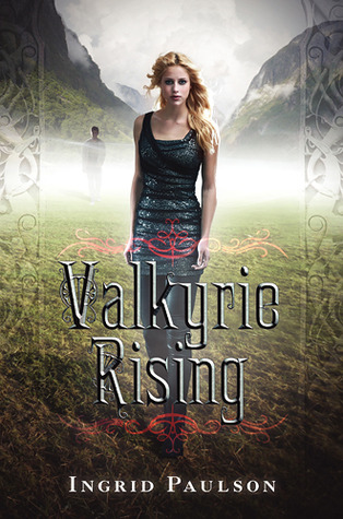Valkyrie Rising (Valkyrie #1) by Ingrid Paulson cover