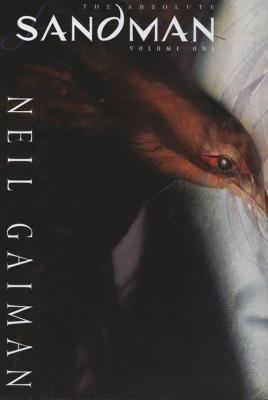 The Sandman Neil Gaiman cover