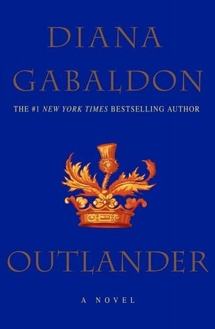 Outlander By Diana Gabaldon cover