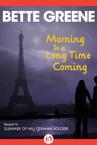 Morning is a Long Time Coming by Bette Greene cover