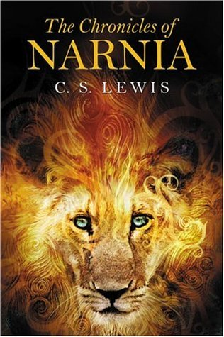 The Chronicles of Narnia by C.S. Lewis cover