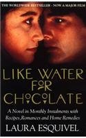Like Water for Chocolate by Laura Esquivel cover
