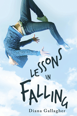 Lessons in Falling by Diana Gallagher cover