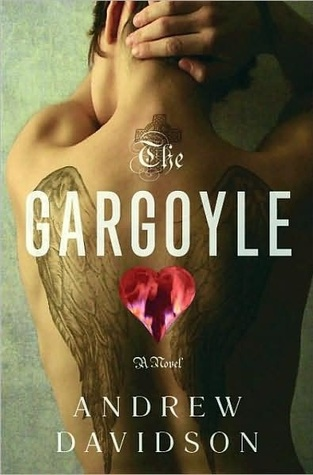 The Gargoyle by Andrew Davidson cover