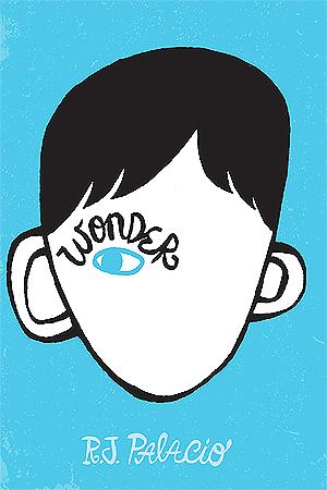 Wonder byR.J. Palacio cover