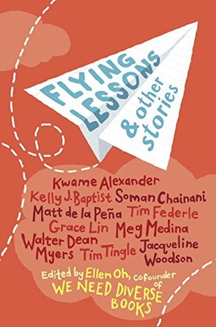 Flying Lessons and Other Stories Various Authors cover
