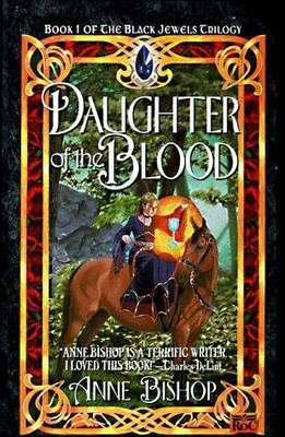 Daughter of the Blood by Anne Bishop cover