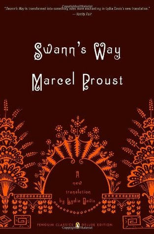 Swann's Way (In Search of Lost Time, #1)  by Marcel Proust cover