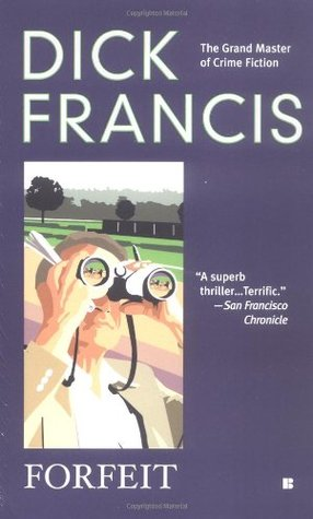 Forfiet Dick Francis cover