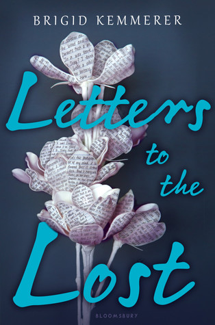 Letters to the Lost by Brigid Kemmerer cover