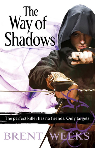 The Way of Shadows by Brent Weeks cover