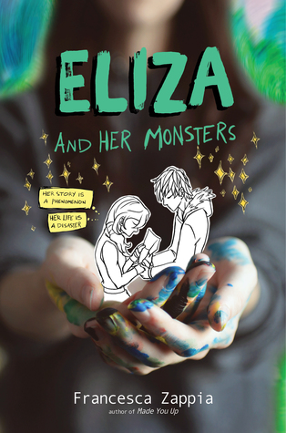Eliza and Her Monsters by Francesca Zappia cover