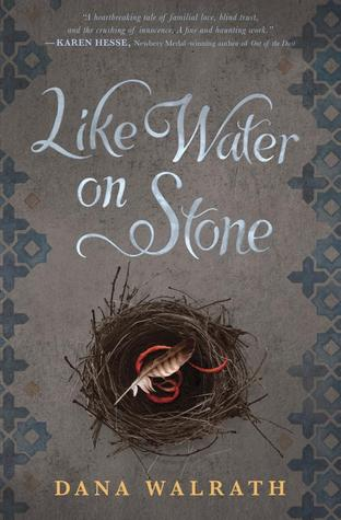 Like Water on Stone by Dana Walrath cover