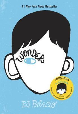 Wonder  by R.J. Palacio cover