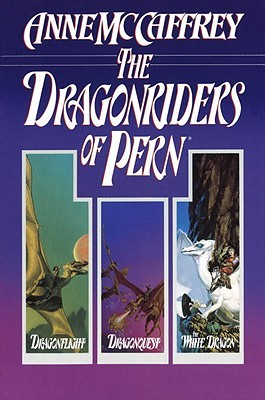 The Dragonriders of Pern  by Anne McCaffrey cover