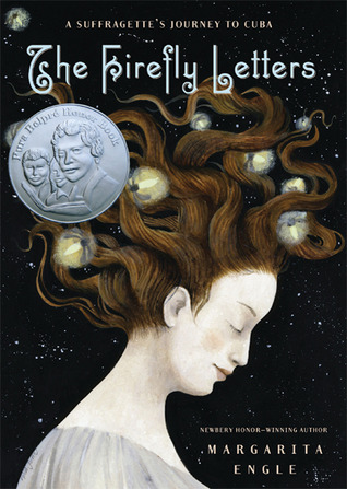 The Firefly Letters by Margarita Engle cover