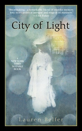 City of Light by Lauren Belfer cover