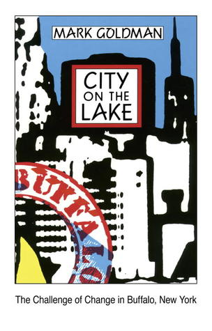 City on the Lake by Mark Goldman cover