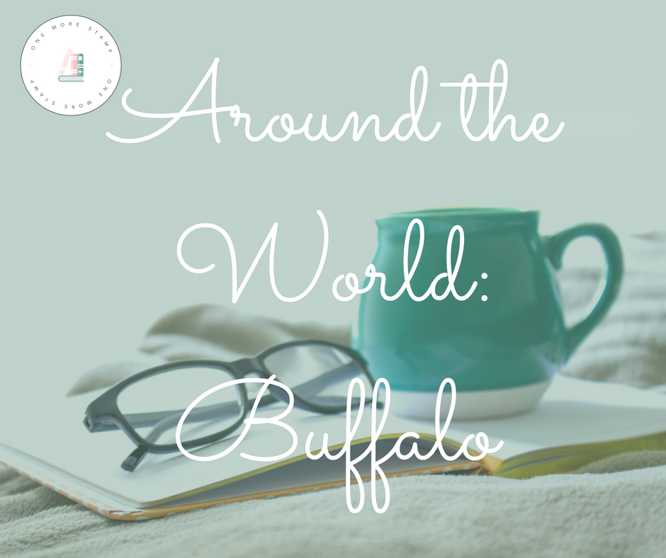 Around the World: Buffalo cover