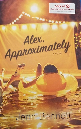 Alex, Approximately by Jenn Bennett  cover