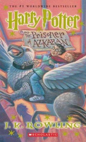 Harry Potter by J.K. Rowling cover
