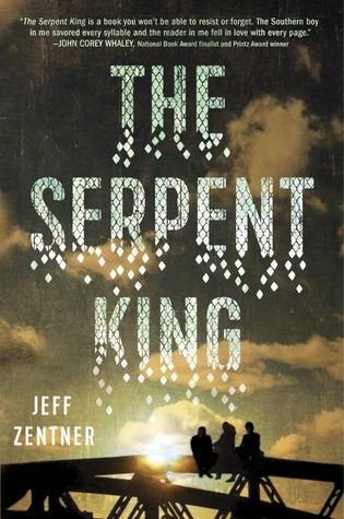 The Serpent King byJeff Zentnercover