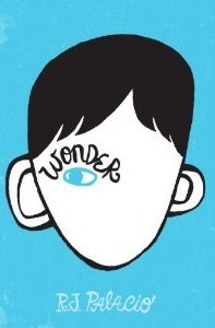Wonder (Wonder #1) by R.J. Palacio cover